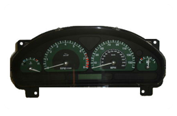 Jaguar S type Instrument Cluster Repair (1999-2008) Jaguar S type Instrument Cluster Repair (1999-2008)