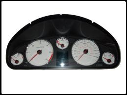 Peugeot 407 Instrument Cluster Repair (1997-2005)